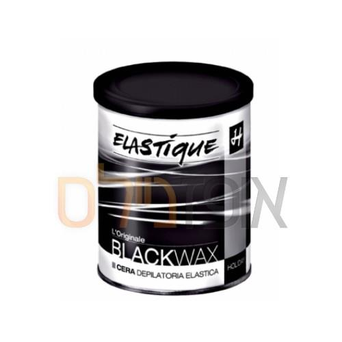 שעווה שחורה מתקלפת Elastique Stripless Elastic Wax 800 ml