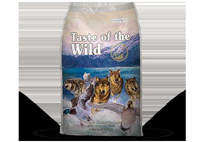 "Taste Of The Wild ברווז 13 ק""ג"