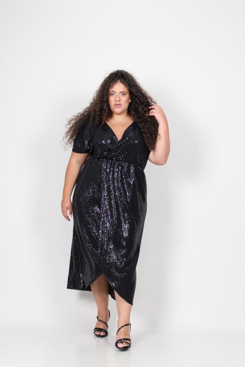 שמלת מיה שחור