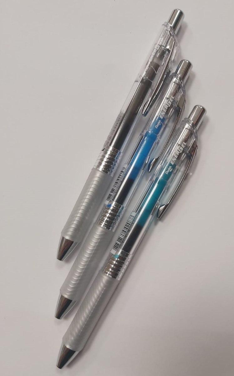 עט פנטל שקוף 0.5
