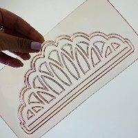 YAEL CROWN Chocolate mold   Crown DIY Sugar Craft Fondant Chocolate Mold Decorating Tools