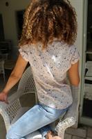 חולצת מור ורודה