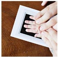 טביעת כף יד תינוק - מזכרת מתוקה