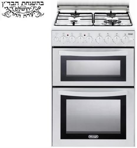 תנור משולב כיריים Delonghi NDS1218 דה לונגי