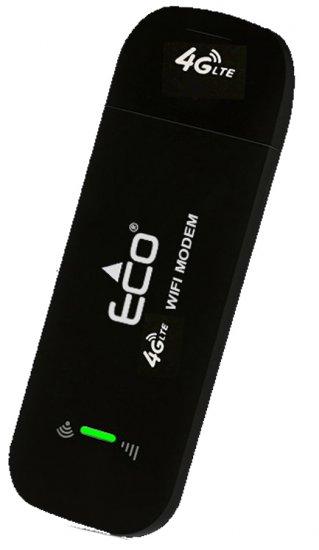 ראוטר מודם סלולרי Eco 4G LTE Wifi Modem ECO-150