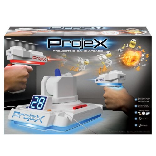 קרב לייזר זוגי עם מקרן משחק מקרן לייזר - PROJEX