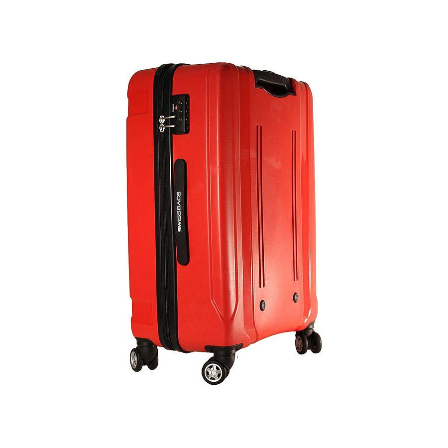 מזוודה טרולי QBOX 24