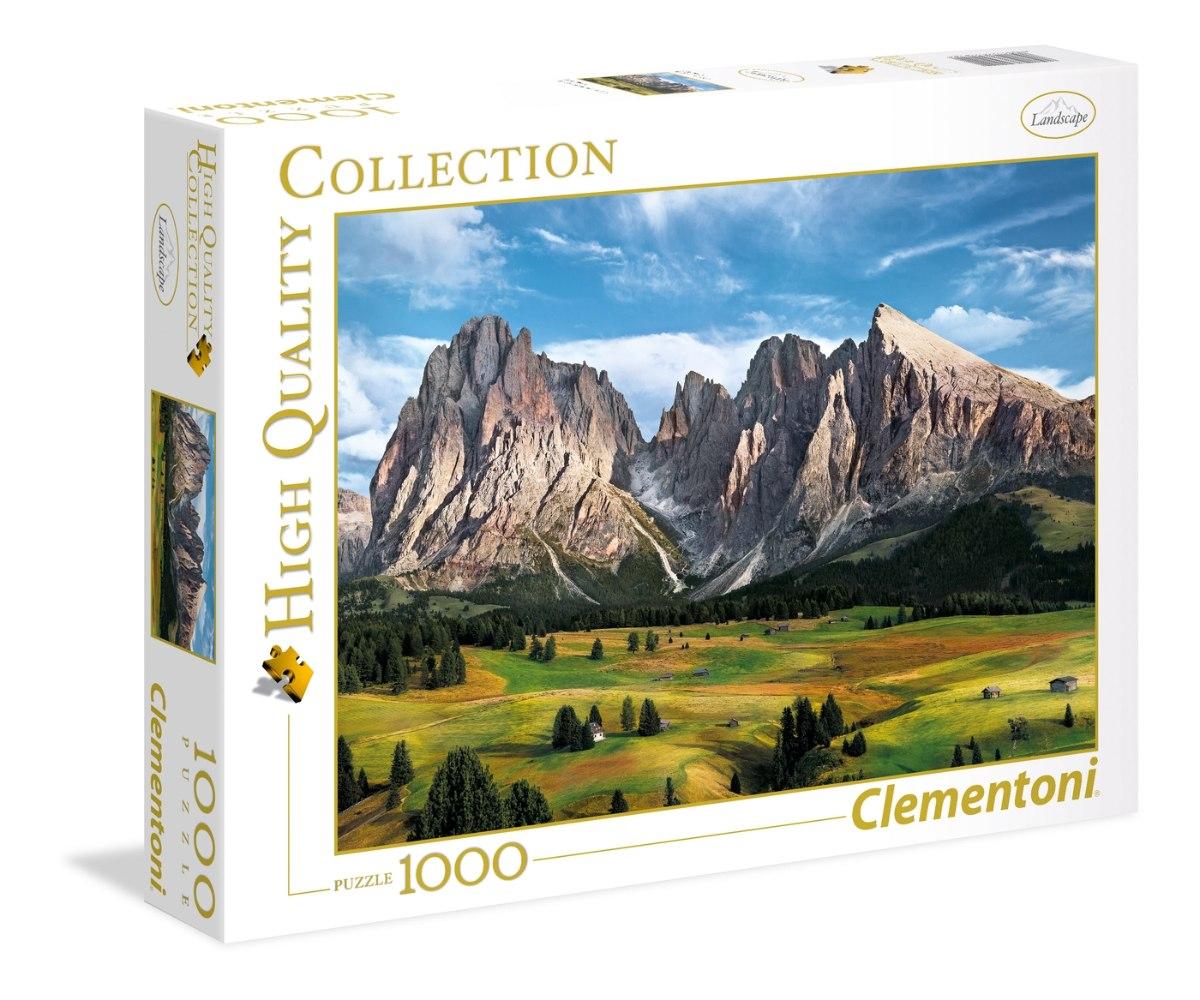 הרי האלפים פאזל 1000 חלקים