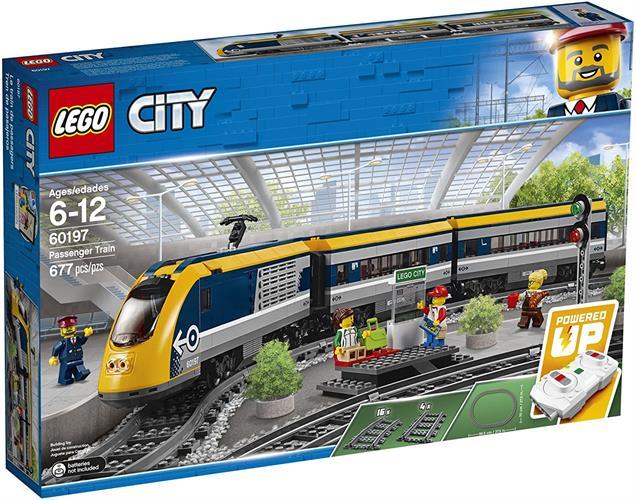 ליגו סיטי רכבת נוסעים 60197
