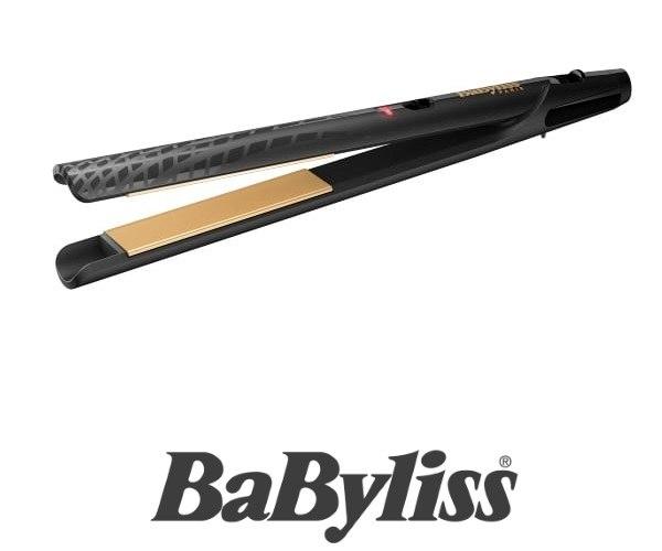 BaByliss מחליק שיער קרמי מוזהב  דגם ST410E
