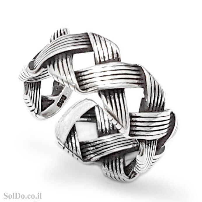 טבעת מכסף מעוצבת  RG6333   תכשיטי כסף 925   טבעות כסף