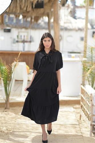 שמלת אובר סייז פפיון