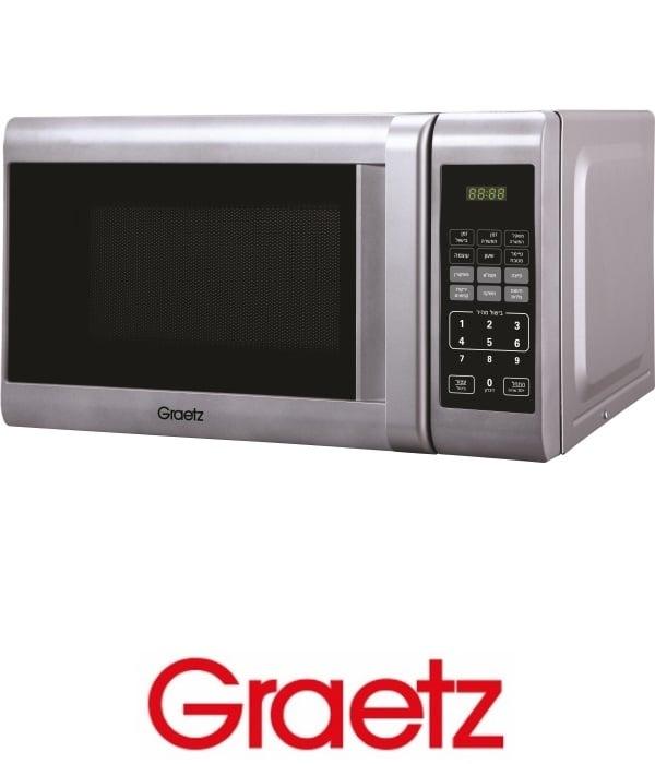 Graetz מיקרוגל דיגיטלי 23 ליטר דגם MW-978S