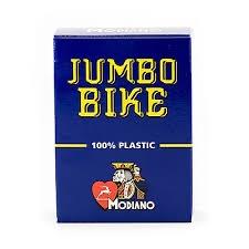 קלפים מפלסטיק איכותיים JUMBO BIKE