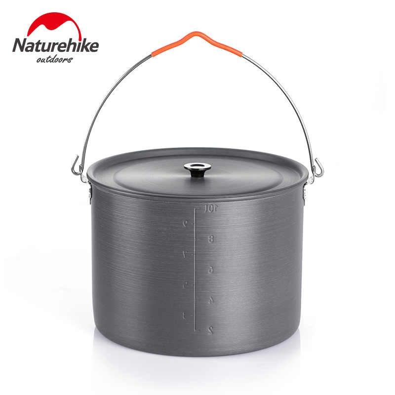 סיר בישול אלומיניום 10 ליטר N.H