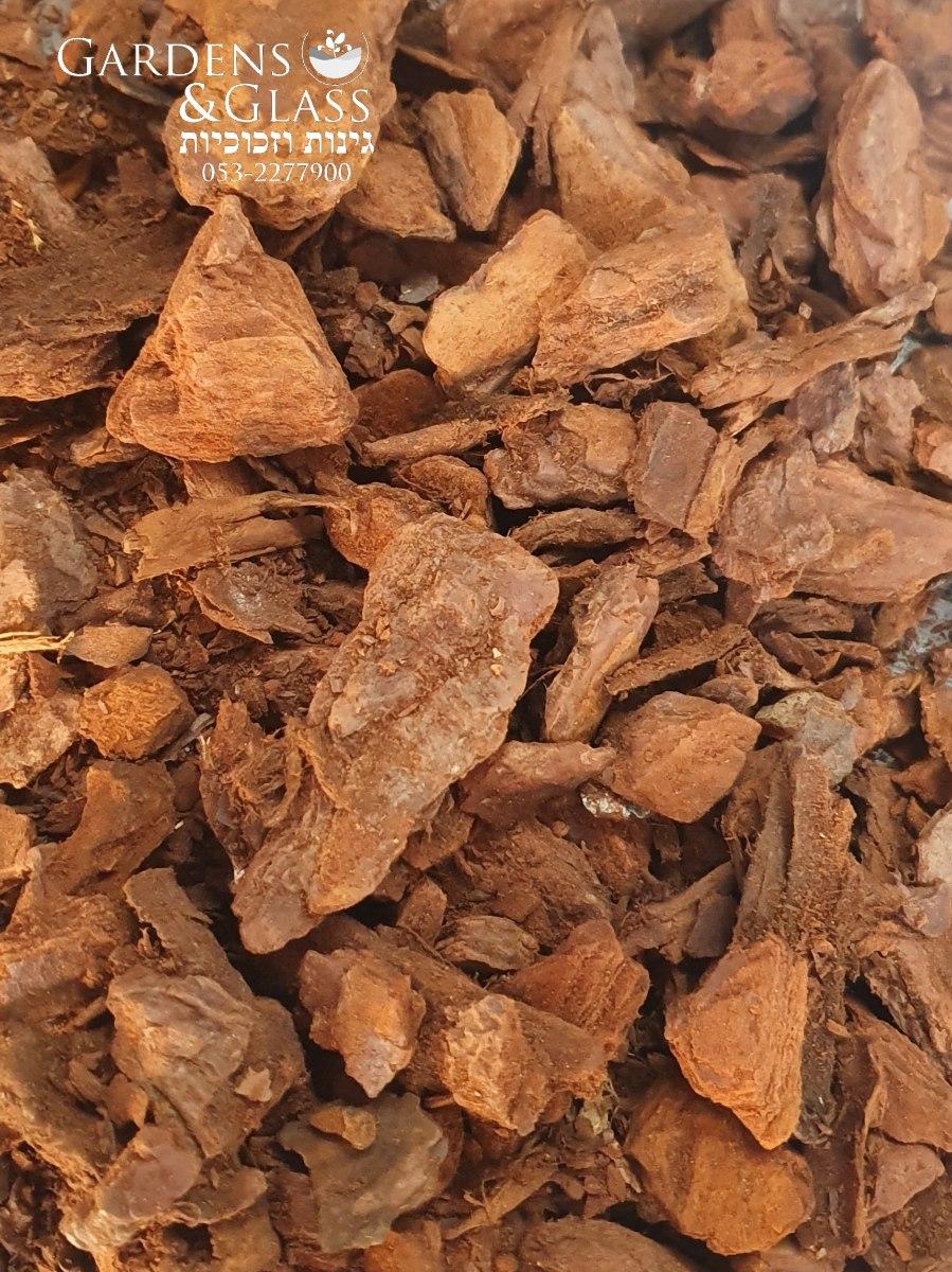 שבבי עץ שקית