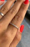 טבעת טניס דק