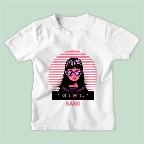 חולצת ילדים Girl Gang