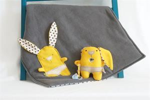 קרן שמש - בובת התפתחות, ארנבת תינוקת