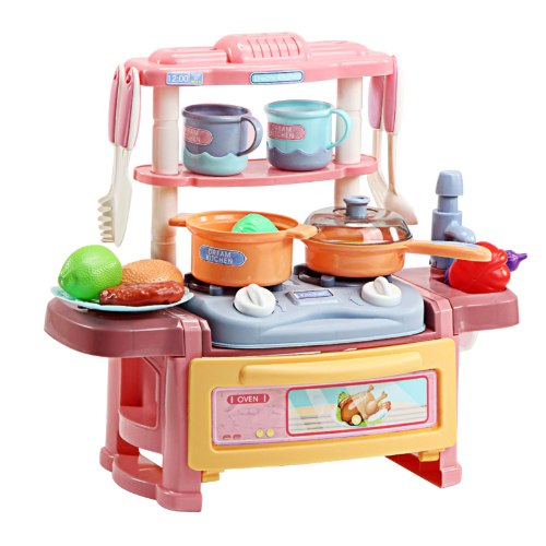 מטבח מאובזר לילדים