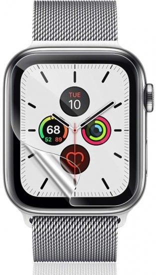 מגן מסך TPU ל- Apple Watch 40mm - שקוף