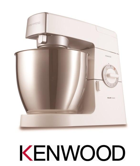 KENWOOD מיקסר MAJOR עם קערת נירוסטה דגם:  KM-636