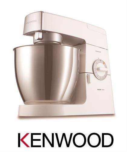 KENWOOD מיקסר MAJOR עם קערת נירוסטה דגם KM636