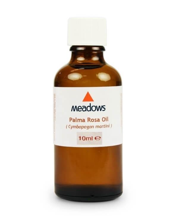"""שמן ארומתרפי פלמה רוזה 10 מ""""ל - Palma Rosa Essential Oil 10cc"""