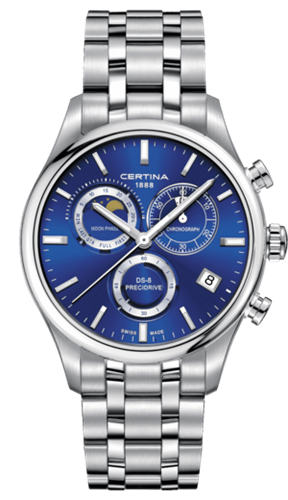 שעון סרטינה דגם C0334501104100 Certina
