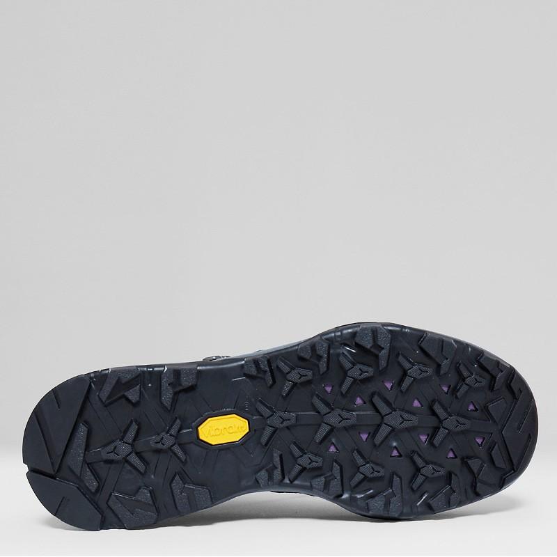 נעלי הרים נשים אפור THE NORTH FACE HEDGEHOG HIKE MID GTX