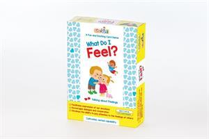 מה אני מרגיש? משחק קופסה בשפה האנגלית