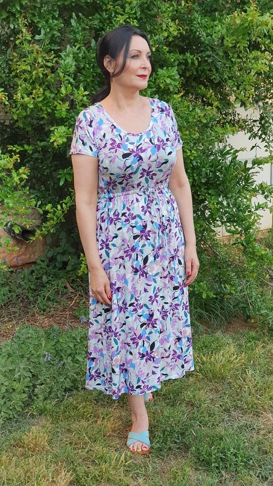 שמלת נטע שרוול