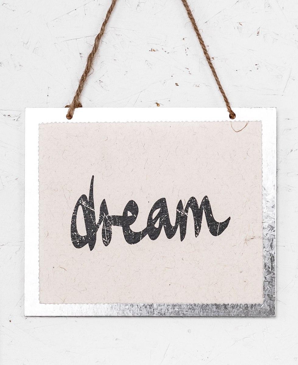 שלט - DREAM