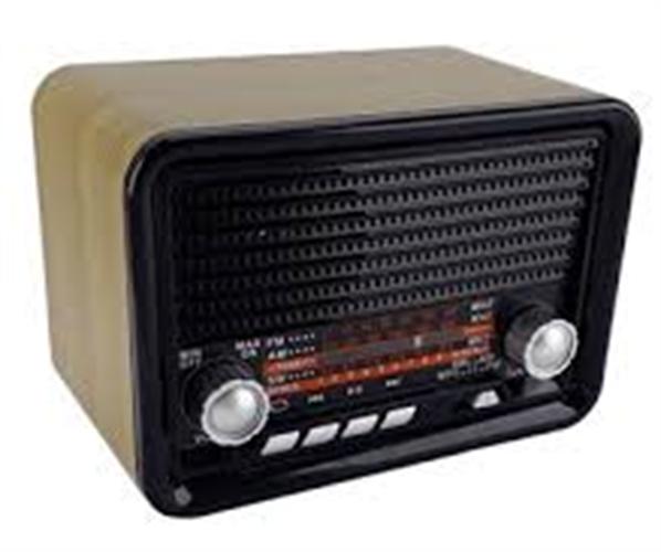 רדיו חשמל סוללות מיני 1537BT