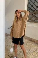 ג׳קט/ חולצת אינדיאנה בייסיק