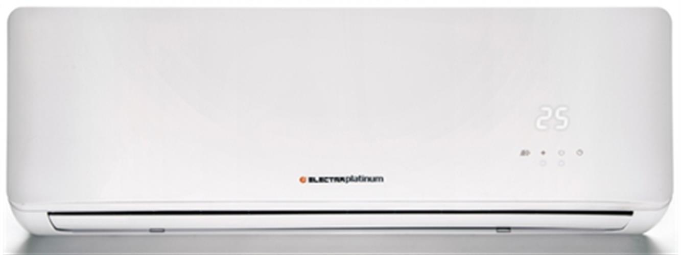 """מזגן עילי Electra Platinum Plus Inverter 170 1.25 כ""""ס אלקטרה"""