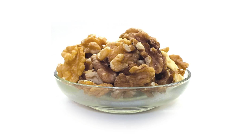 אגוזי מלך קלופים טבעיים 100 גרם
