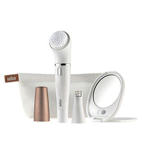 מסיר שיער Braun Face Premium edition 830 מסיר שיער