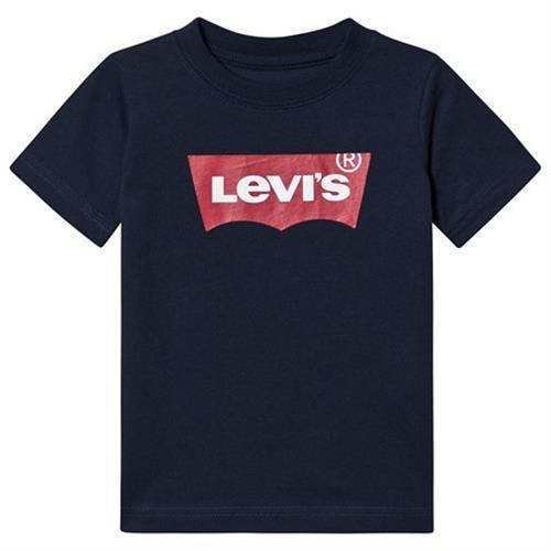 טי שירט שחורה levis - מידות 1 עד 7 שנים