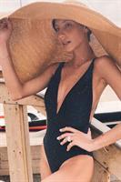 בגד ים סיקסטיז שחור עדן