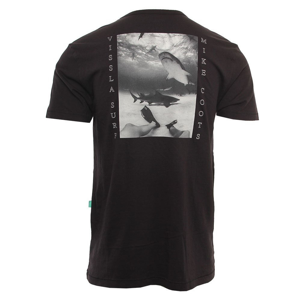 VISSLA FRIENDLY FINS TEE