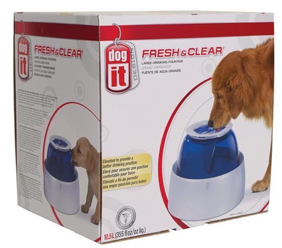 מזרקת מים לכלב 10.5 ליטר DogIT