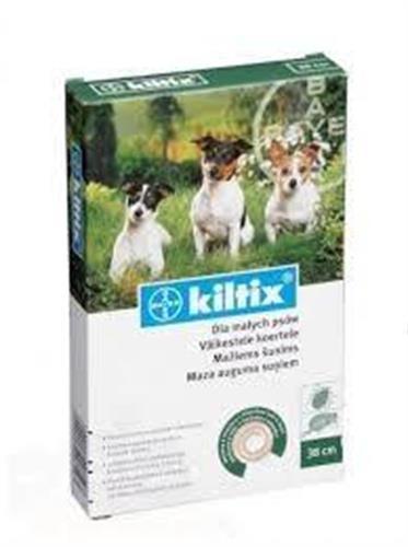 """קולר קילטיקס לכלב למניעת קרציות עד 8 ק""""ג"""