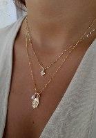 שרשרת זהב ריי