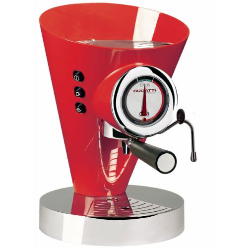 מכונת קפה DIVA EVOLUTION אדום
