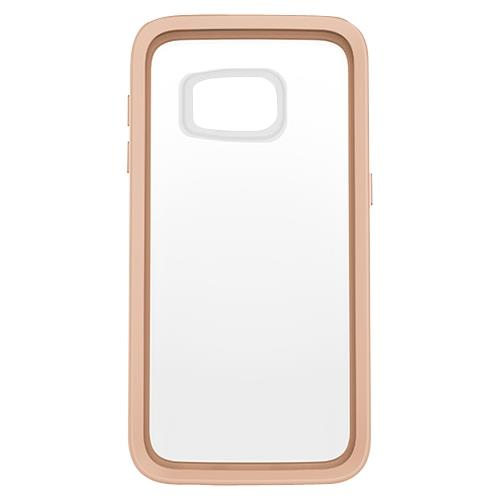 GALAXY S7 OTTERBOX SYMMETRY CLEAR CASE-CLEAR/TAN 77-53142