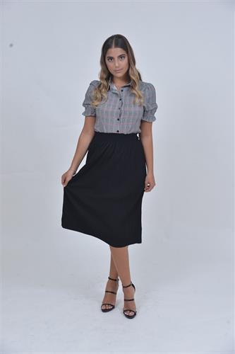 חצאית ישרה one size