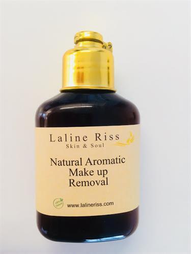 מסיר איפור ומנקה פנים טבעי   Natural Face Cleanser & Make up Remover