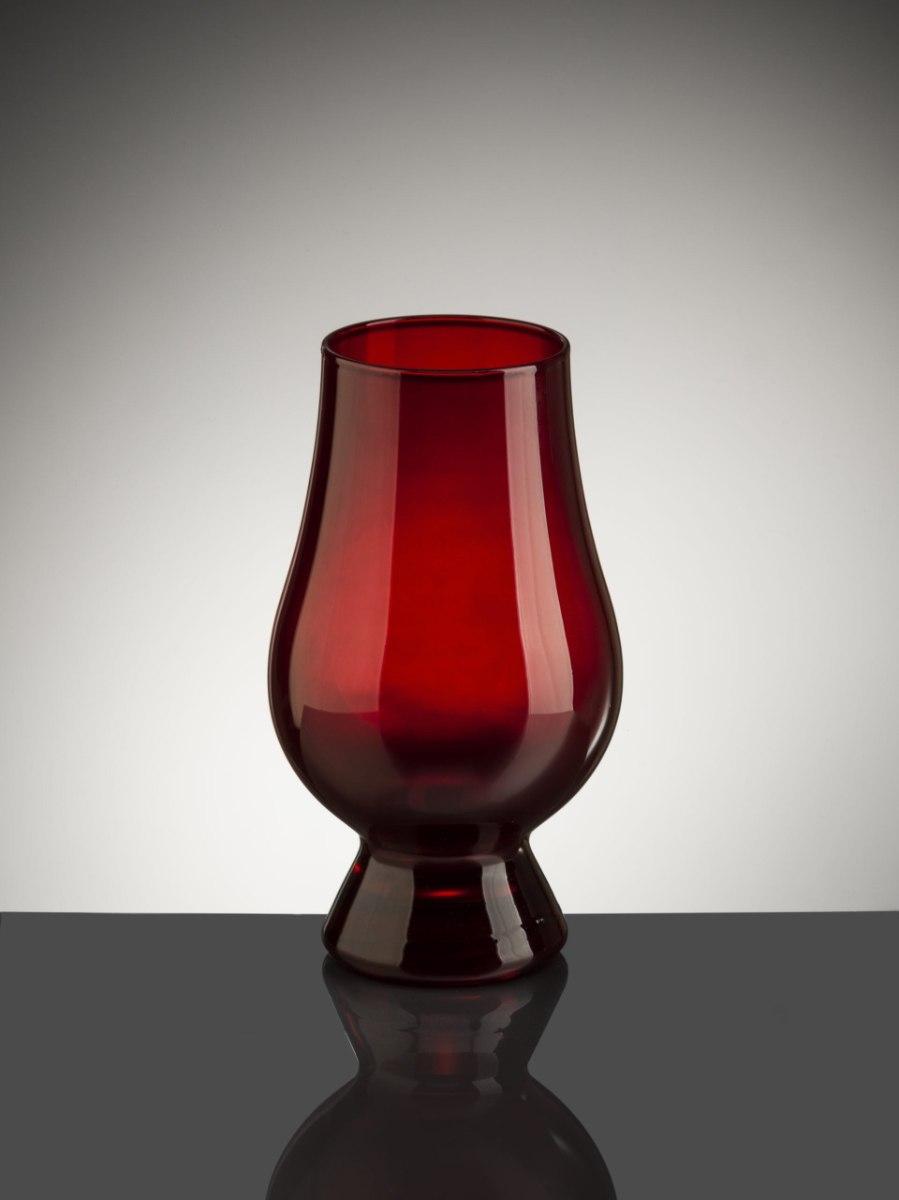 כוס גלנקיירן אדומה