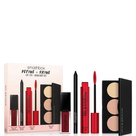 סט הגדרה והארה Define_Shine_Lip_Eye_Highlight_Set